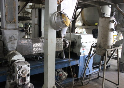 BANDERA TWIN SCREW EXTRUDER 2X70 41L/D ref.1M109