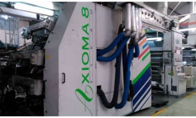BIELLONI AXIOMA FLEXO PRESS C.I.8 Ref.MT292