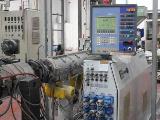 BATTENFELD complete line for pipes Ref.1M106