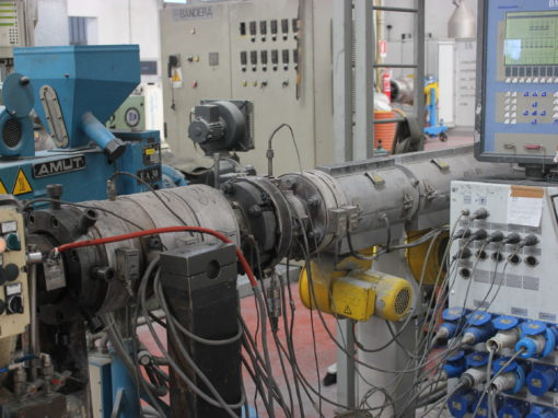 BATTENFELD Complete line for pipes Ref.1M163