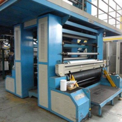 GHIOLDI BLOWN FILM CO-EXTRUSION LINE