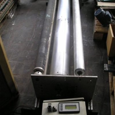 SLIT and SEAL unit for extrusion plants