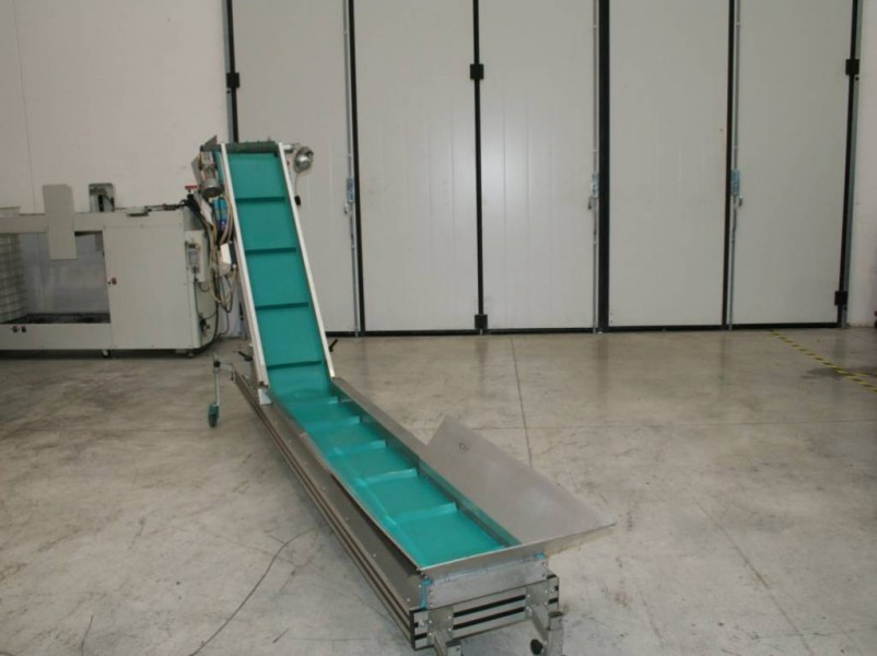 CONVEYOR BELT second hand plastic machinery