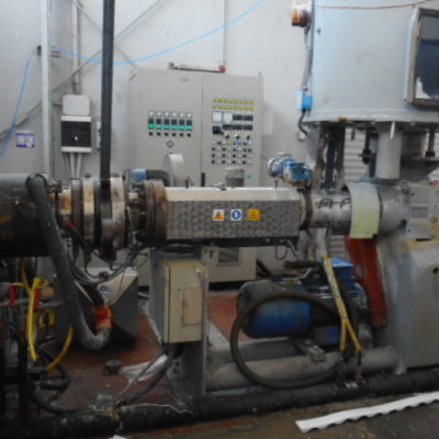 single screw pelletizer