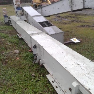 Chain extraction belt 9.600 mm.
