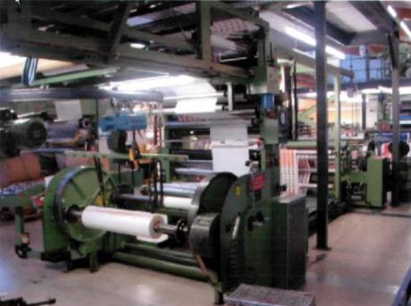 W.& H.OLYMPIA724 SM 86second hand plastic machinery