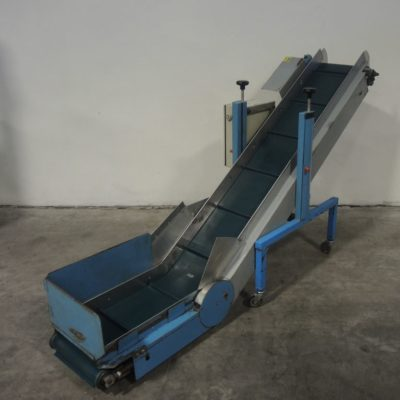CONVEYOR BELT Belt length 2400 mm