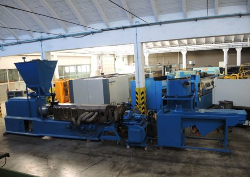 BAUSANO TWIN SCREW PELLETIZER