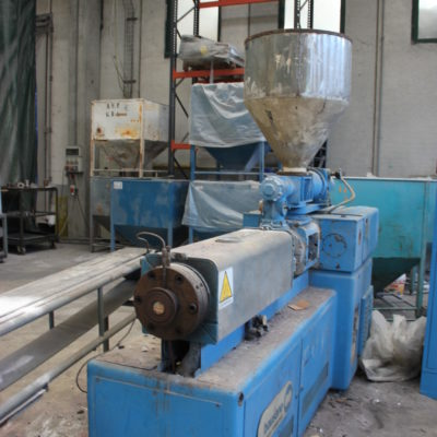 BAUSANO TWIN SCREW EXTRUDERS