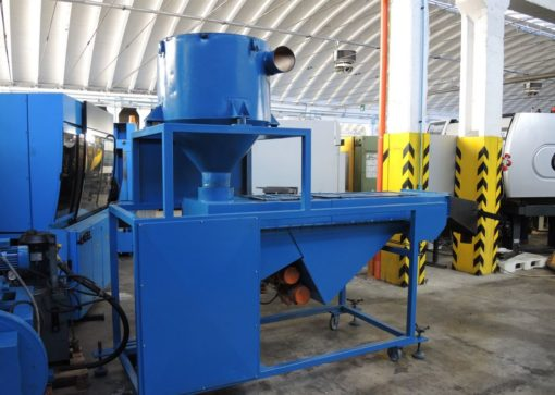 used twin screw pelletizer