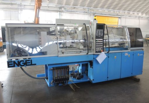 ENGEL 80 Ton Injection Molding