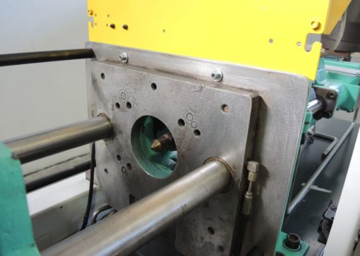 second hand plastic machinery injection molding