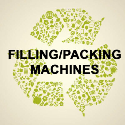 FILLING/PACKING MACHINES
