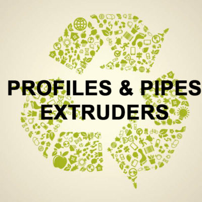 PROFILES & PIPES EXTRUDERS