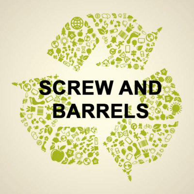 SCREW AND BARRELS