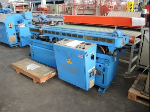 Extruder for Corrugated Pipe Line