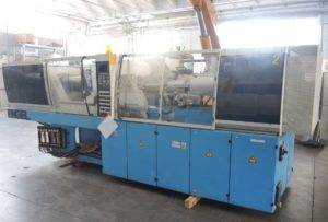 ENGEL Injection Molding 150 Ton.