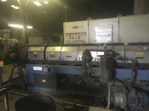 GRANULATING LINE 130 mm.PREALPINA