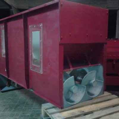 AUTOMATIC PLASTIC COMPACTOR, DRYER, AGGLOMERATOR