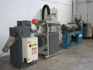 Prealpina Single Screw Pelletizer