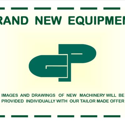 NEW RECYCLING MACHINERY