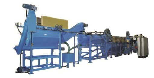 SOFT AND HARD WASHING LINE 500-1500 kg/h