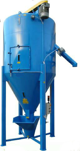 VERTICAL MIXER - FOUNTAIN BLENDER 20 m3 capacity