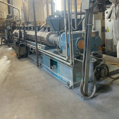 USED PREALPINA 180 MM.,EXTRUDER