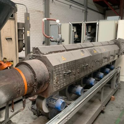 500 KG/H EXTRUDER FOR PE PP ABS PC PS